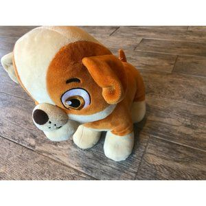 Nickelodeon Build a Bear Rubble Paw Patrol Pup Dog